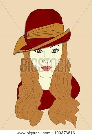 Izzy's Fedora Hat