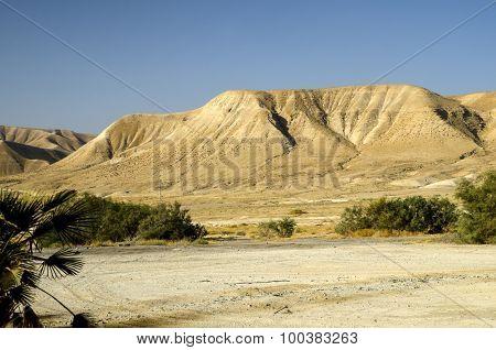 Traveling Through Israel Deserts