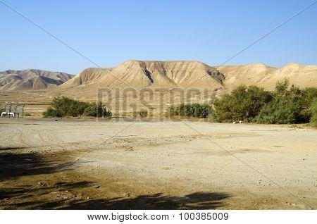 Israel Desert Wallpaper