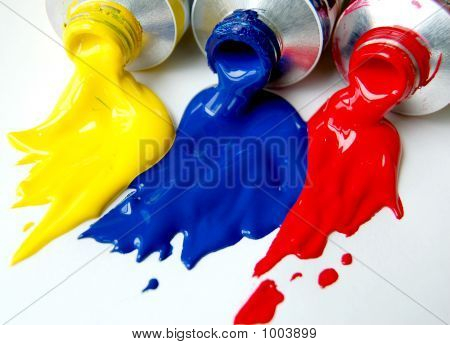 Primary Paints