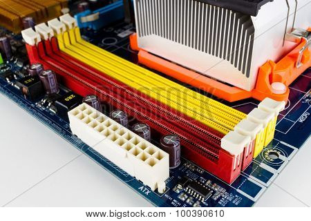 DDR2 Memory Slot
