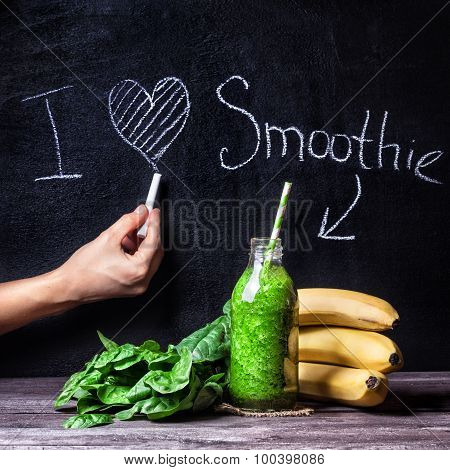 I Love Smoothie