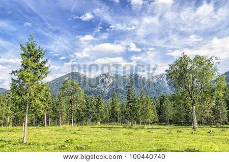 Karwendel Alps