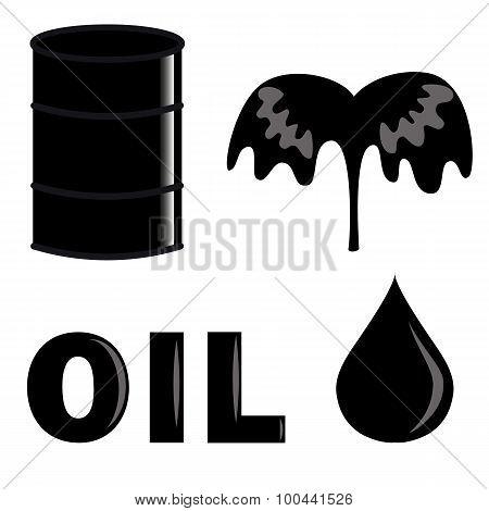 Oil Symbols