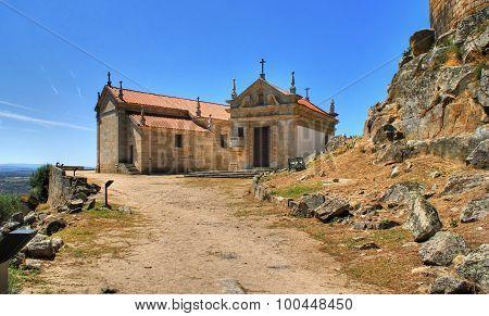 Marialva church