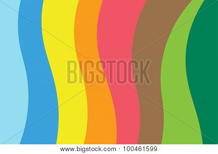 Abstract line triangle background design. Vector line wallpaper. Line wallpaper. Technology background. Triangle pattern, color line background, line art background. Wallpaper pattern. Web line design