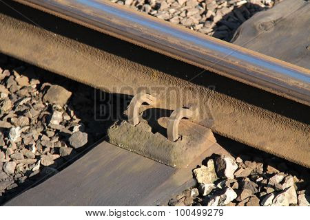 Railway Track Chair.