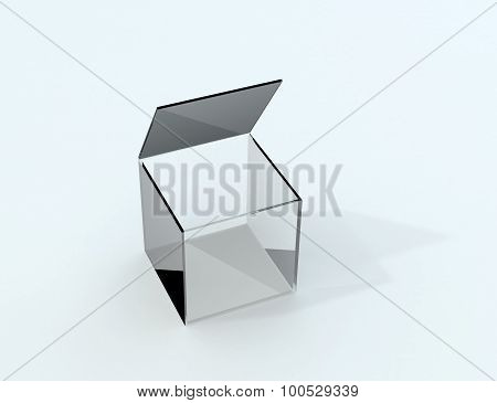 Cover Glass Cube