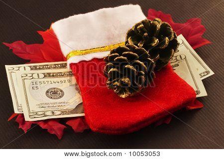 Christmas Brings Needed Cash Gift