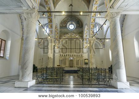 Saint Paul's Church, Tarsus, Mersin, Turkey