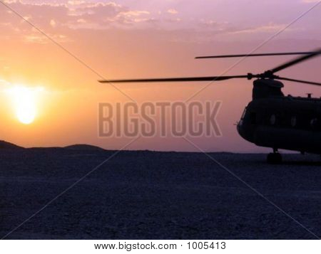 Ch47 Sunrise