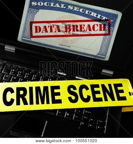 Computer Data Breach
