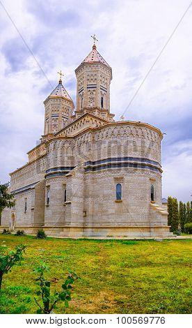 Three Hierarchs Church In Iasi