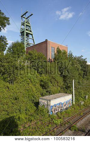Essen (germany) - Coal Mine Heinrich