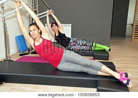 Pilates At Gym