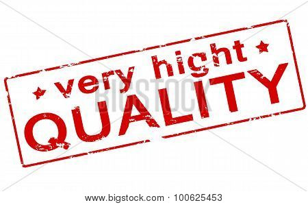 Rubber stamp with text very hight quality inside vector illustration poster