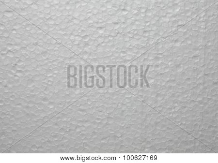 Surface Structure Of A Polystyrene Plate, Know As A Background Motive