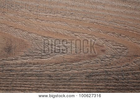 Old Weathered Wooden Board As A Background