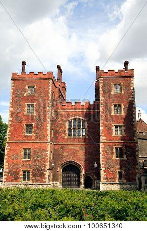 Morton's Tower, Lambeth Palace
