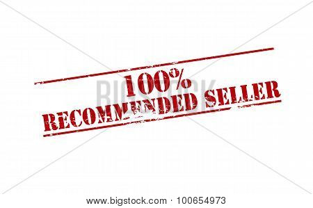 One Hundred Percent Recommended Seller
