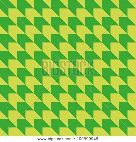 Seamless 3d Cube Pattern Texture