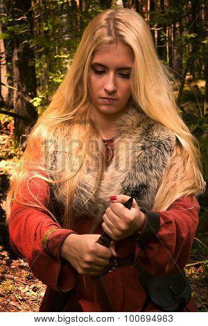 Scandinavian Witch