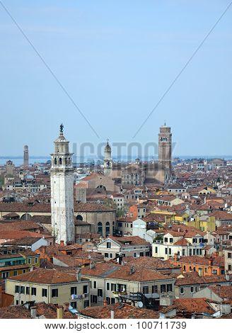 a nice photo ot the city venice in italy