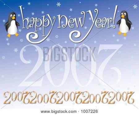 Happy New Year 2007