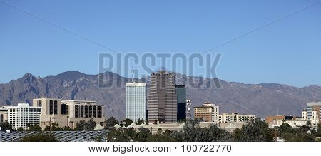 City of Tucson Panorama, AZ