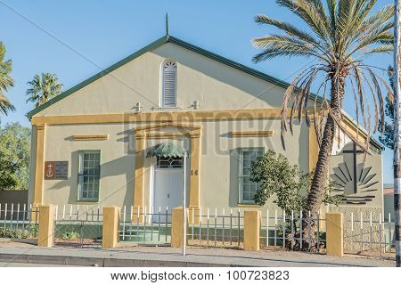 New Apostolic Church In Britstown