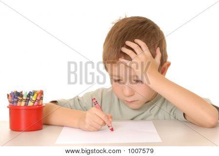Crayon Boy