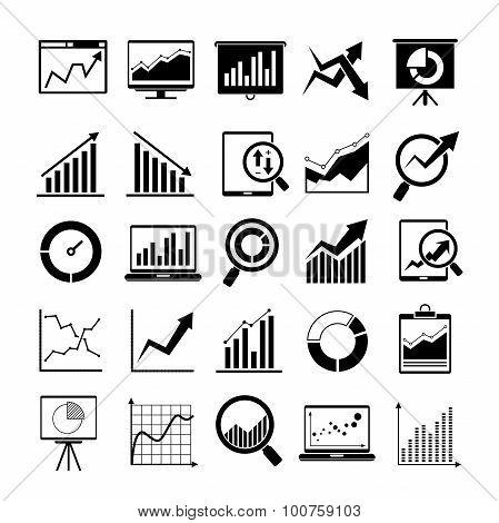 data analytics icons