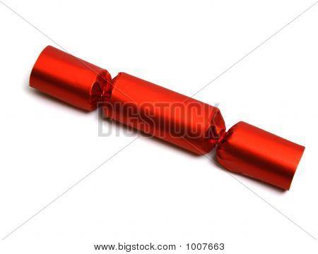 Single Red Cracker