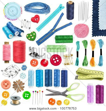Accessories And Tools For Sewing