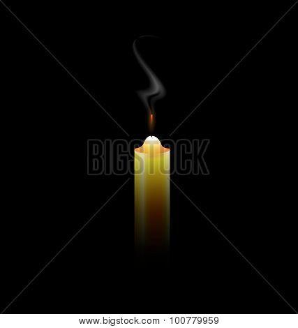 canceled candle