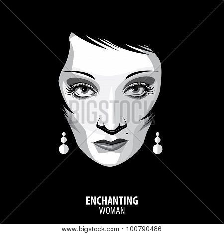 Enchanting Woman
