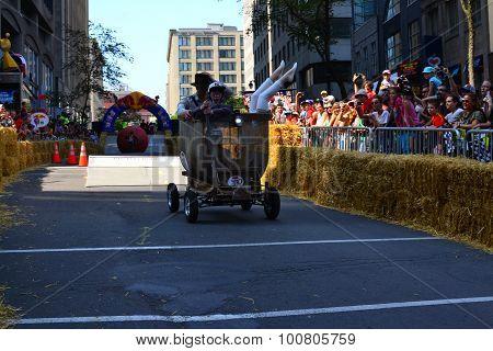 Montreal Red Bull Soapbox Race