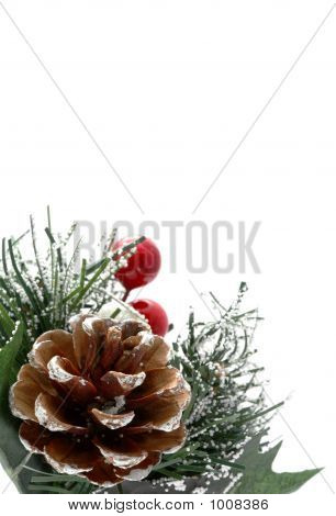 Vertical Christmas Design