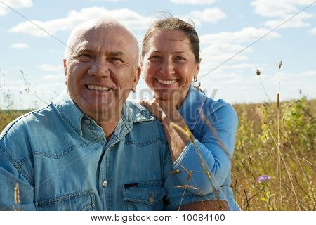 Happy Retired Couple