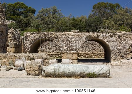 ruins of Carthage