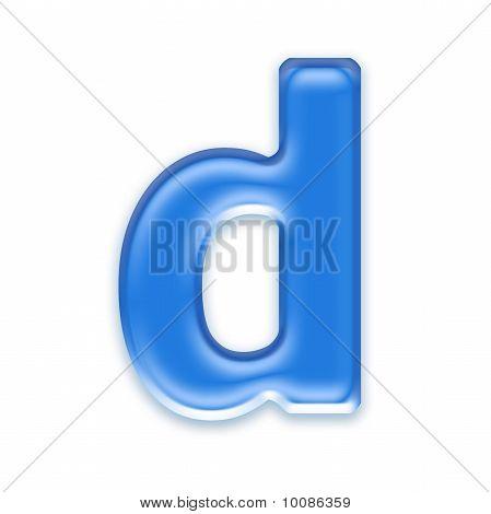 Aqua Letter