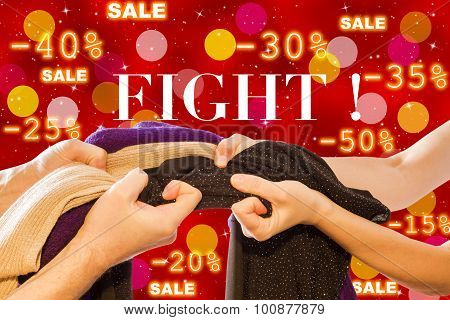 Sale Fight
