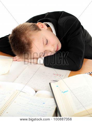 Schoolboy Sleep