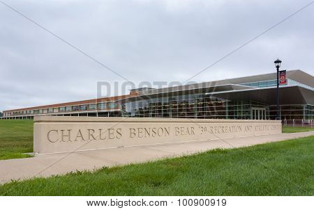 Charles Benson Bear Recreation Center On The Campus Of Grinell College