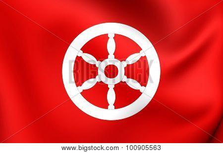 Electorate Of Mainz Flag
