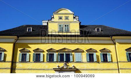 Hellbrunn Palace Detail