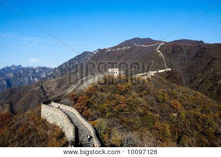 Chinese ancient Great Wall