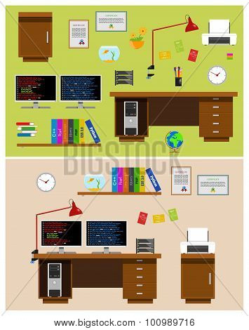 Programmer Office Space
