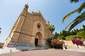 Sanctuary de Sant Salvador in Arta Mallorca poster