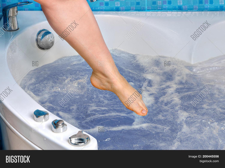 Women Legs Lowered Image & Photo (Free Trial) | Bigstock